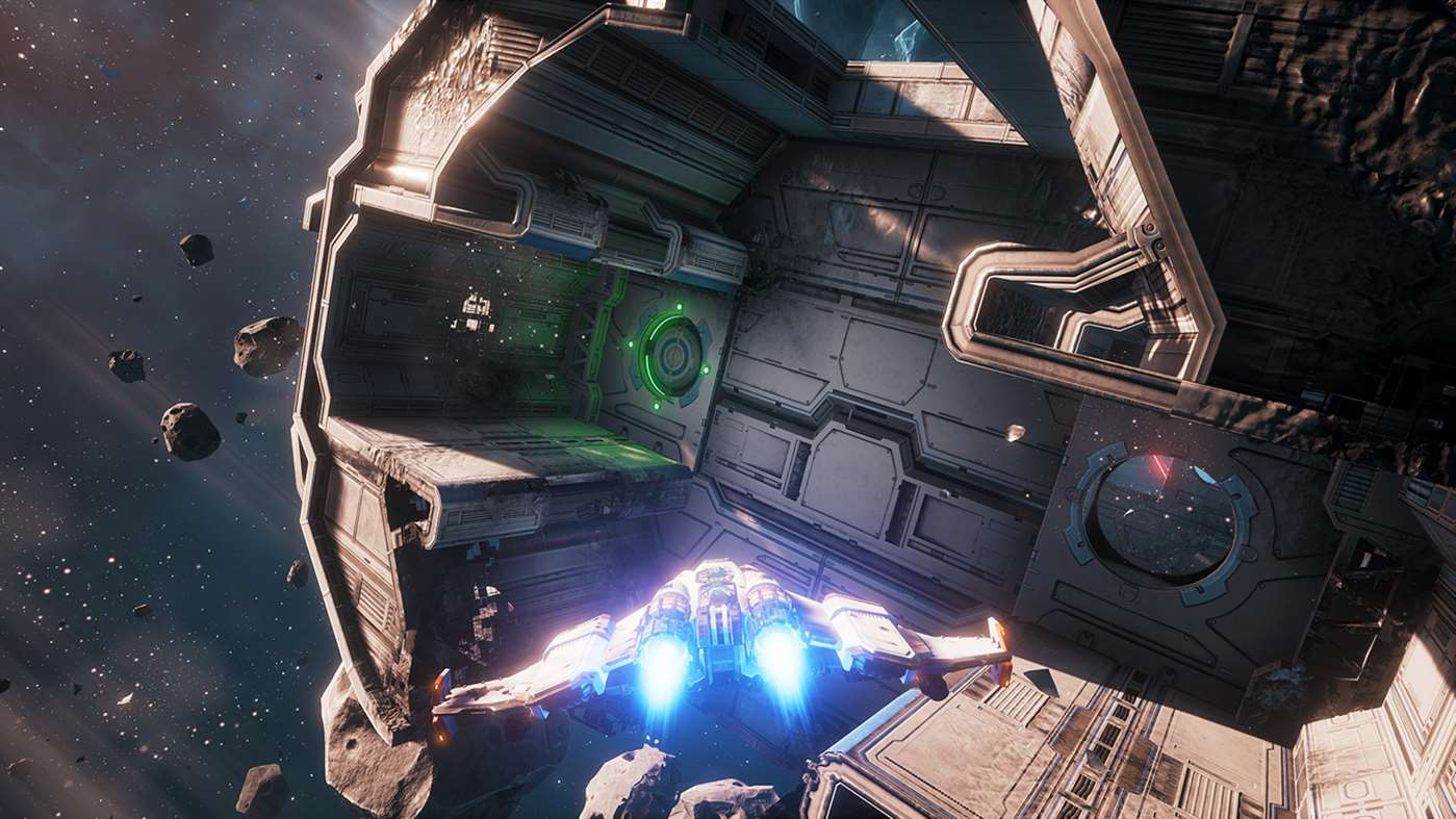 Everspace Review — DarkStation