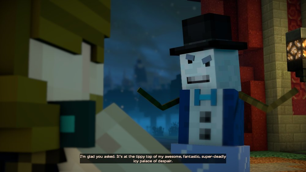 Minecraft Story Mode Season 2 Apk Here - Catet p