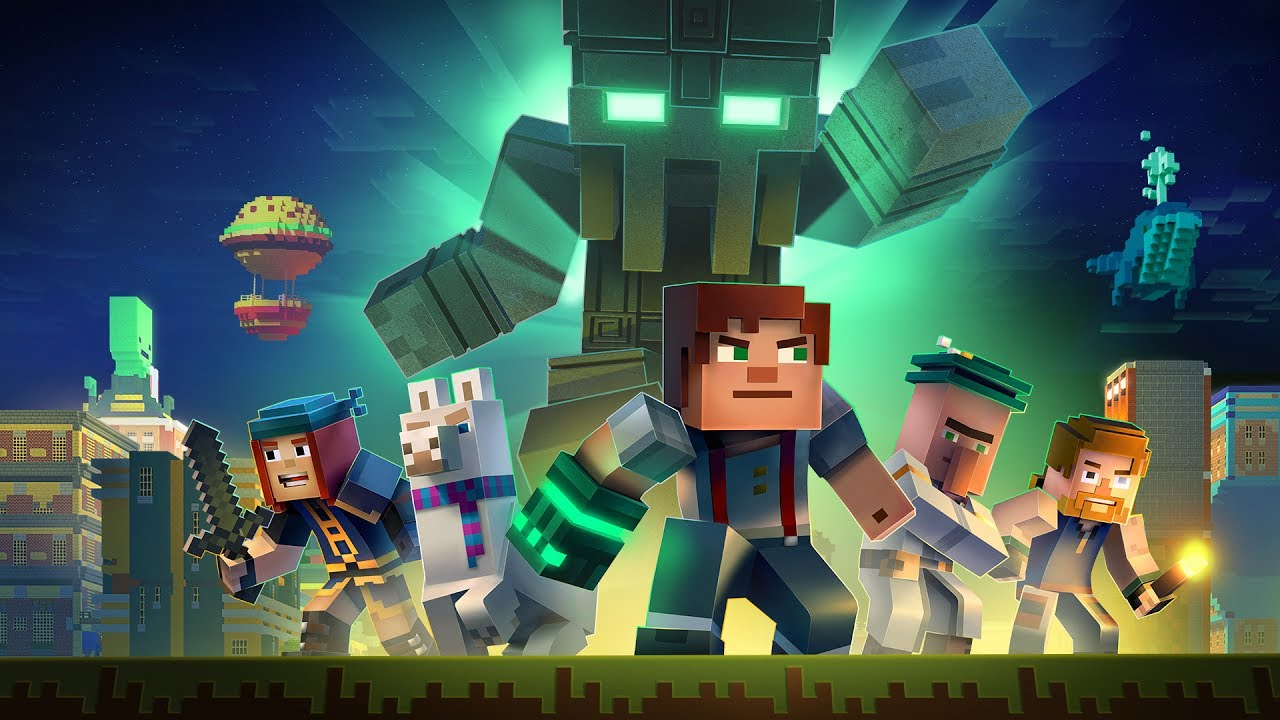 Minecraft Story Mode Season 2: Episode 4 - Below the Bedrock Review