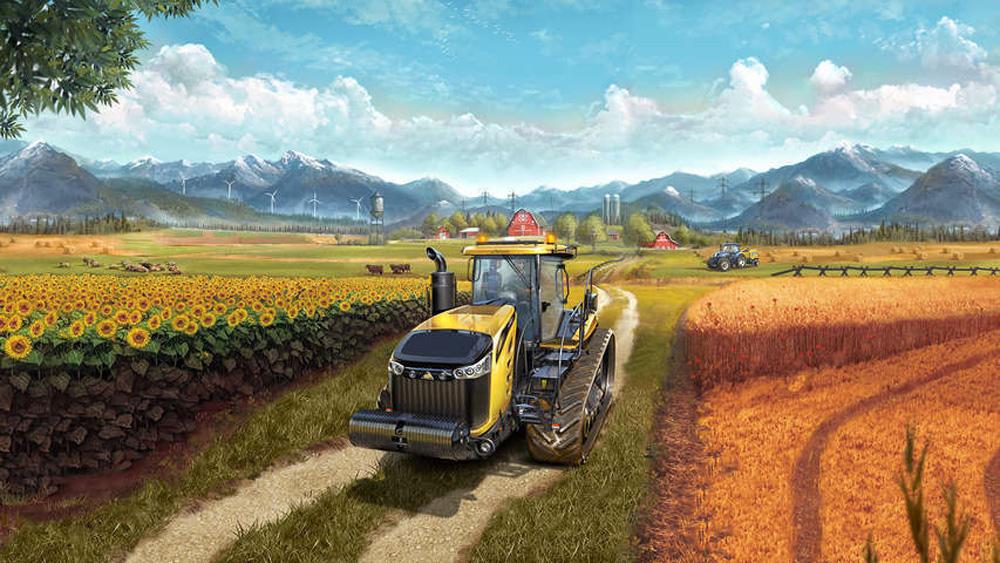 Farming Simulator Review — DarkStation