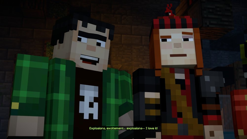 minecraft story mode episode 2 download free