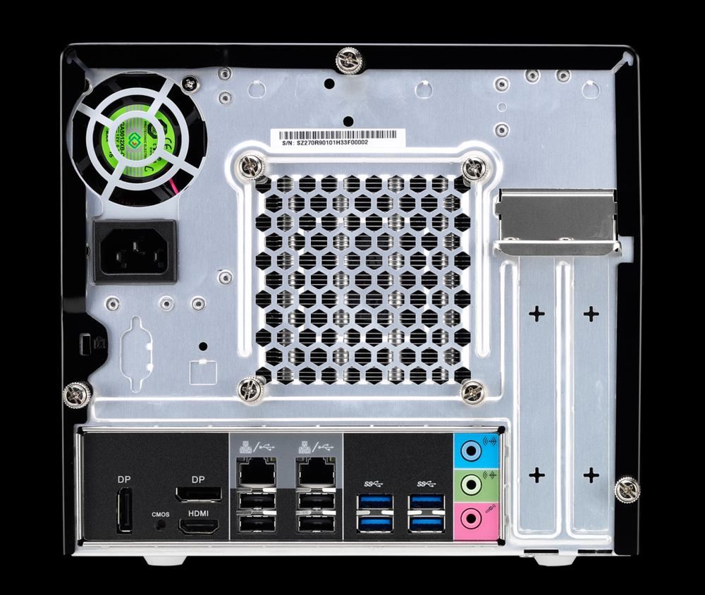 b21a2b35fbf0 Shuttle SZ270R9 Gaming PC Review — DarkStation