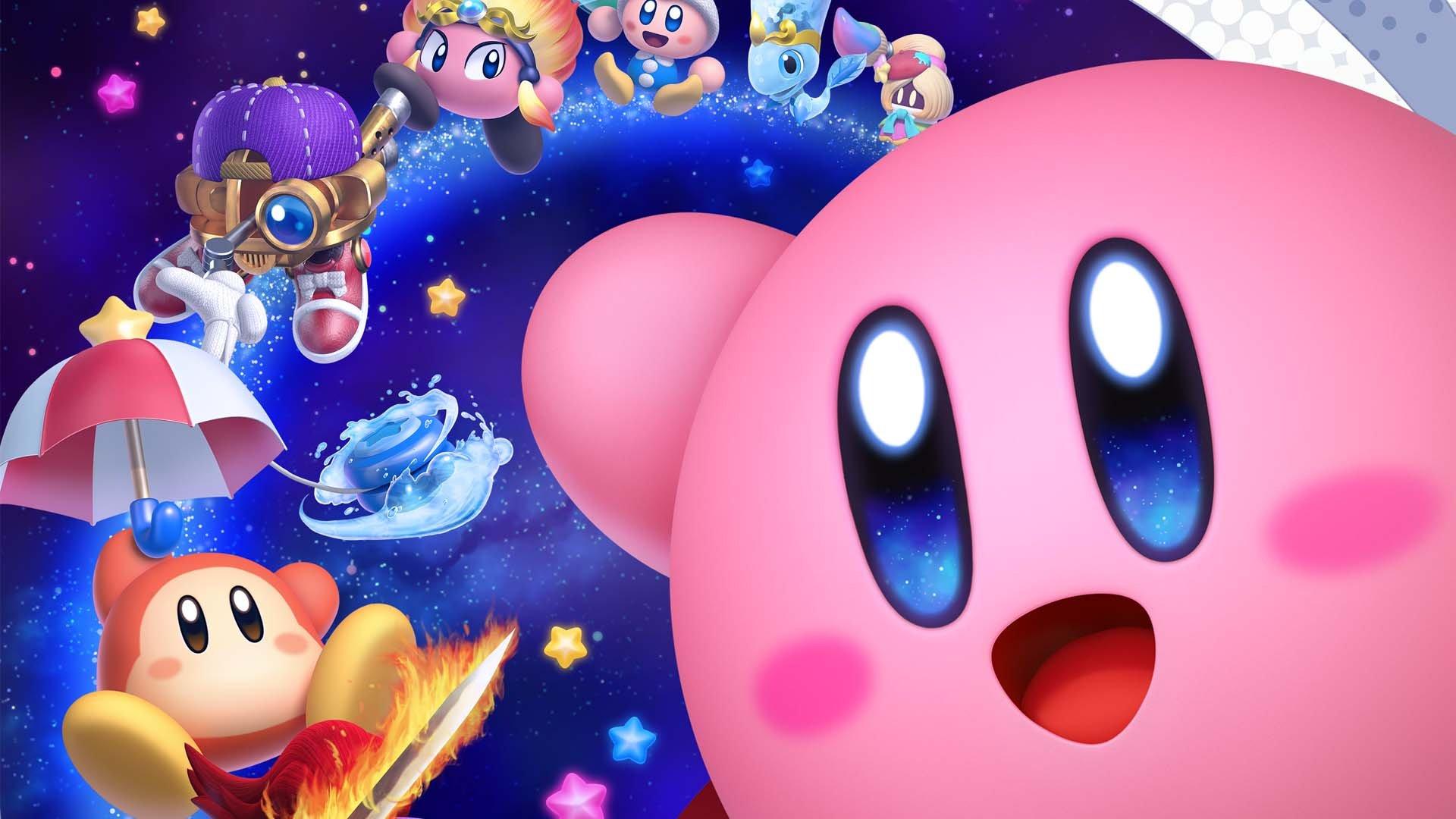 Kirby Star Allies Review Darkstation