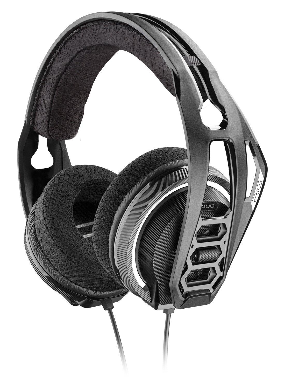 Plantronics Rig 400lx Gaming Headset Review Darkstation