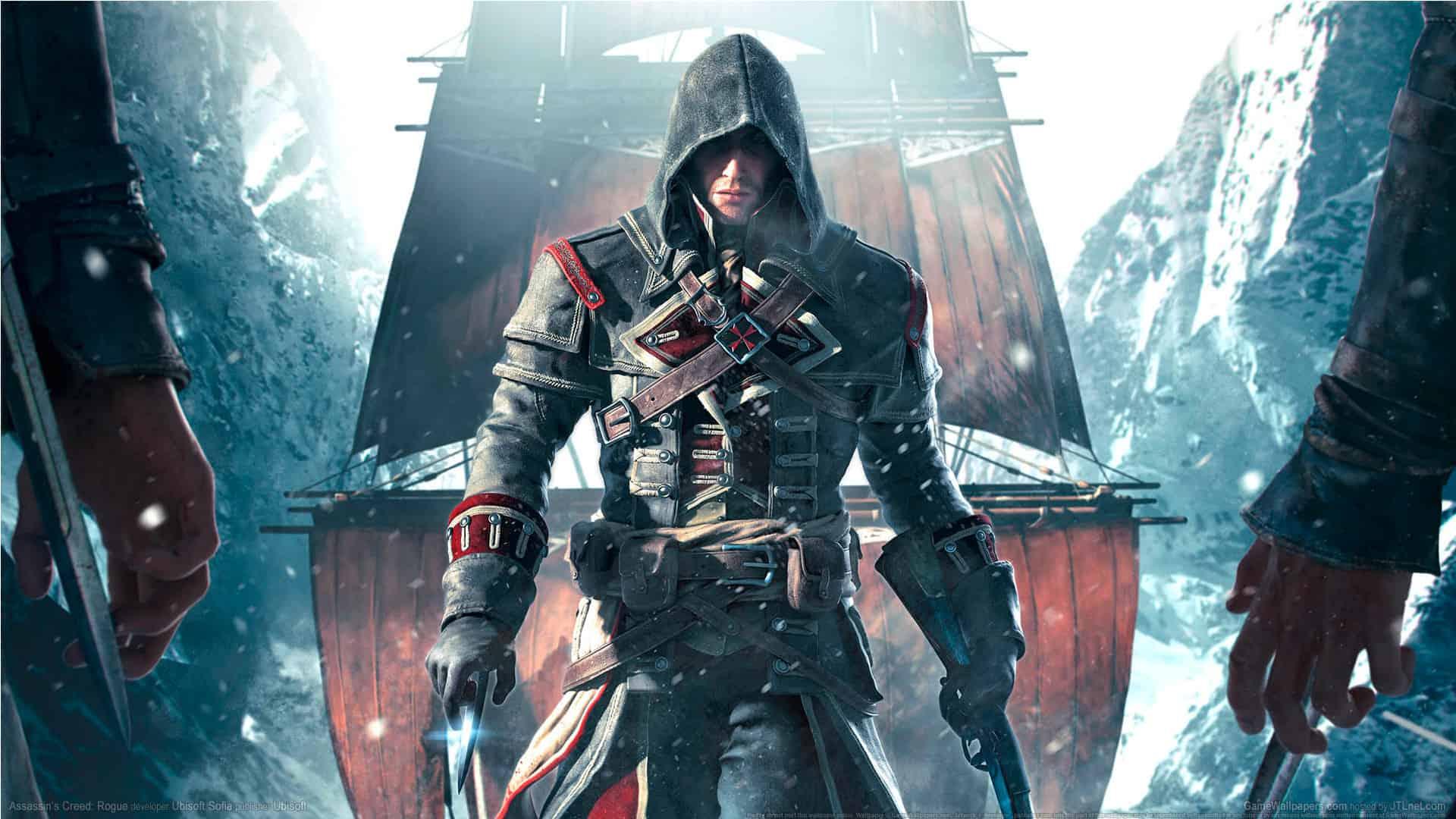 assassins creed rogue collectors edition pc