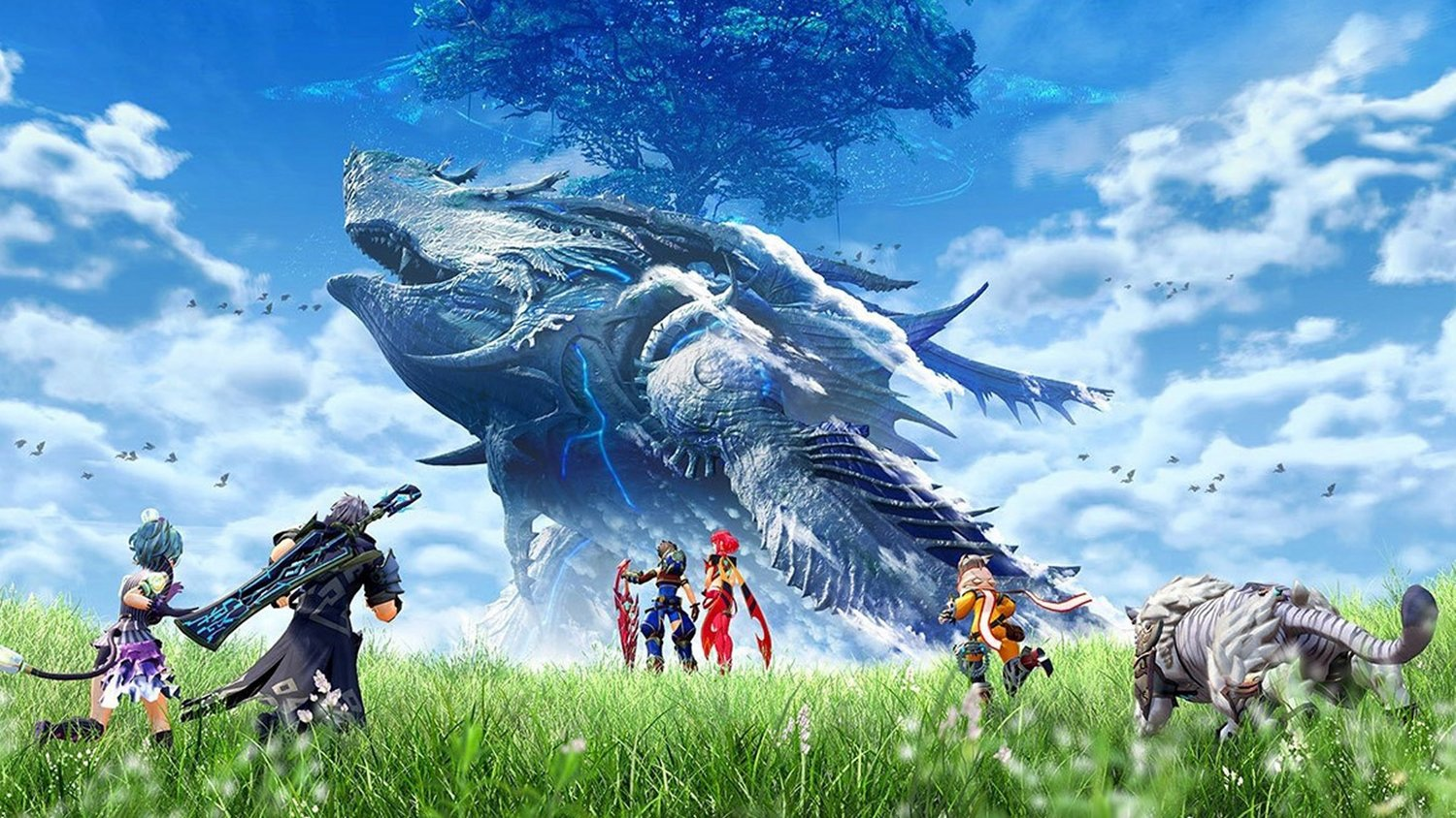 Xenoblade Chronicles 2 Expansion Pass Review Darkstation