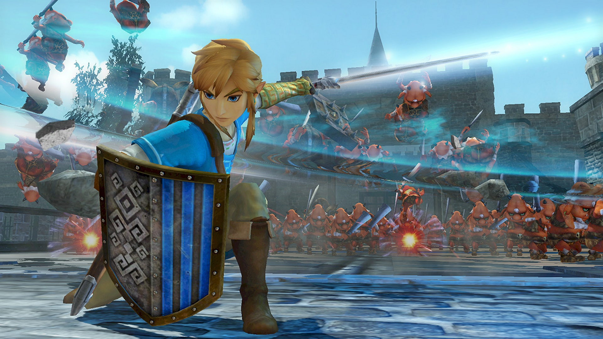 hyrule warriors definitive edition dlc characters