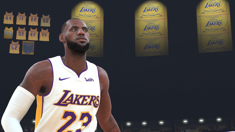 9392a3ebe NBA 2K19 Review. Playstation 4 ...