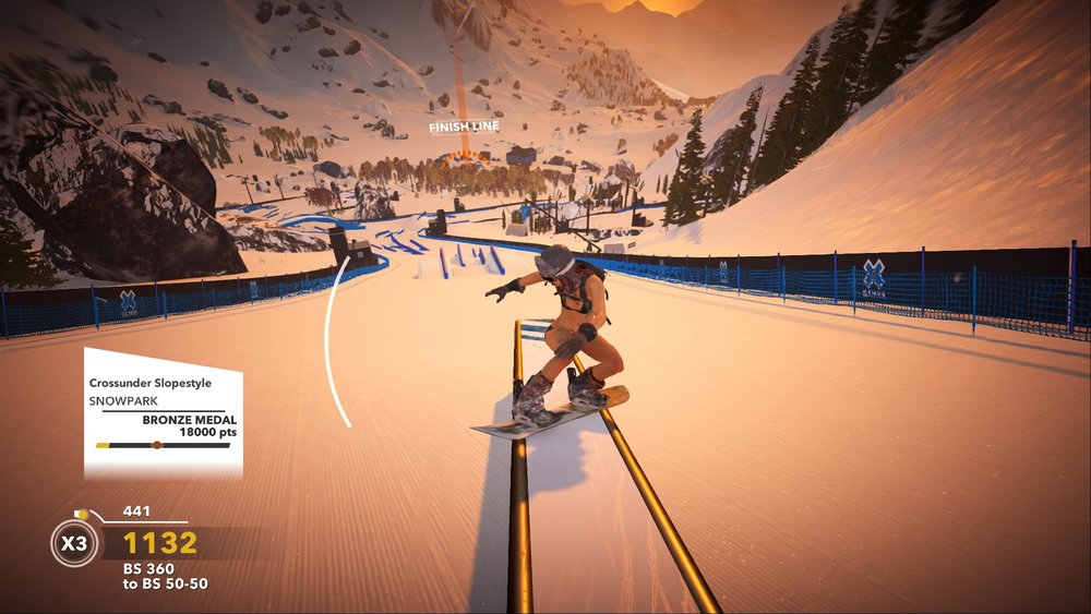 steep winter games edition metacritic