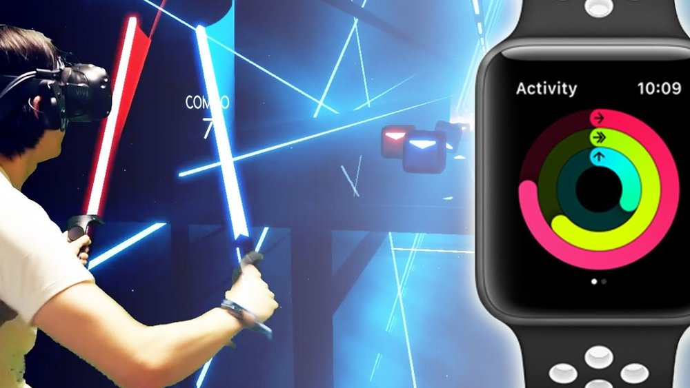 Some Beat Saber users have made the game a key fitness component.