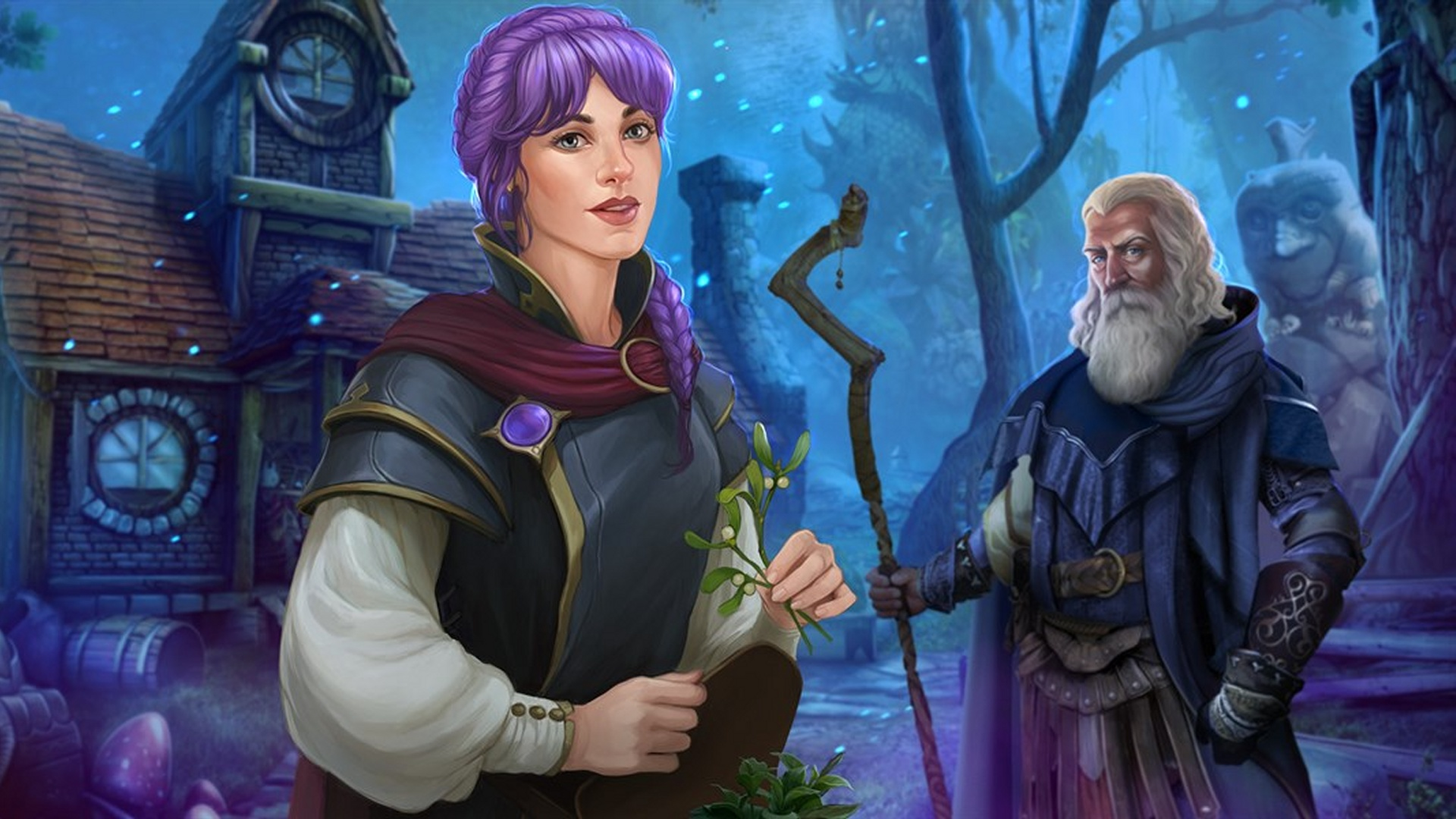 Queen's Quest 2: Stories of Forgotten Past Review — DarkStation