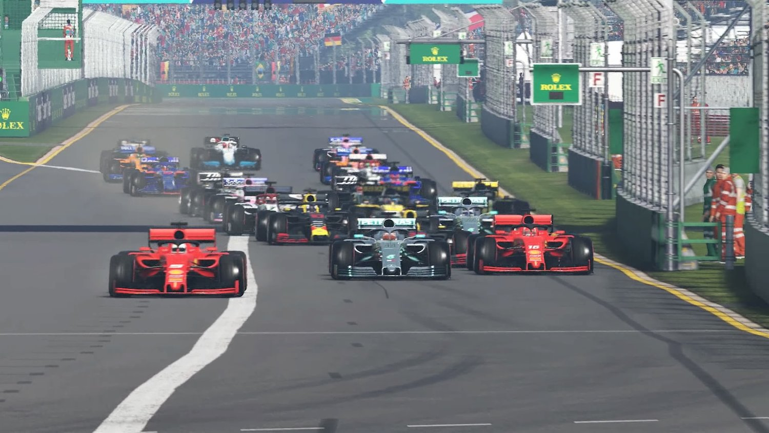 F1 2019 Review — DarkStation