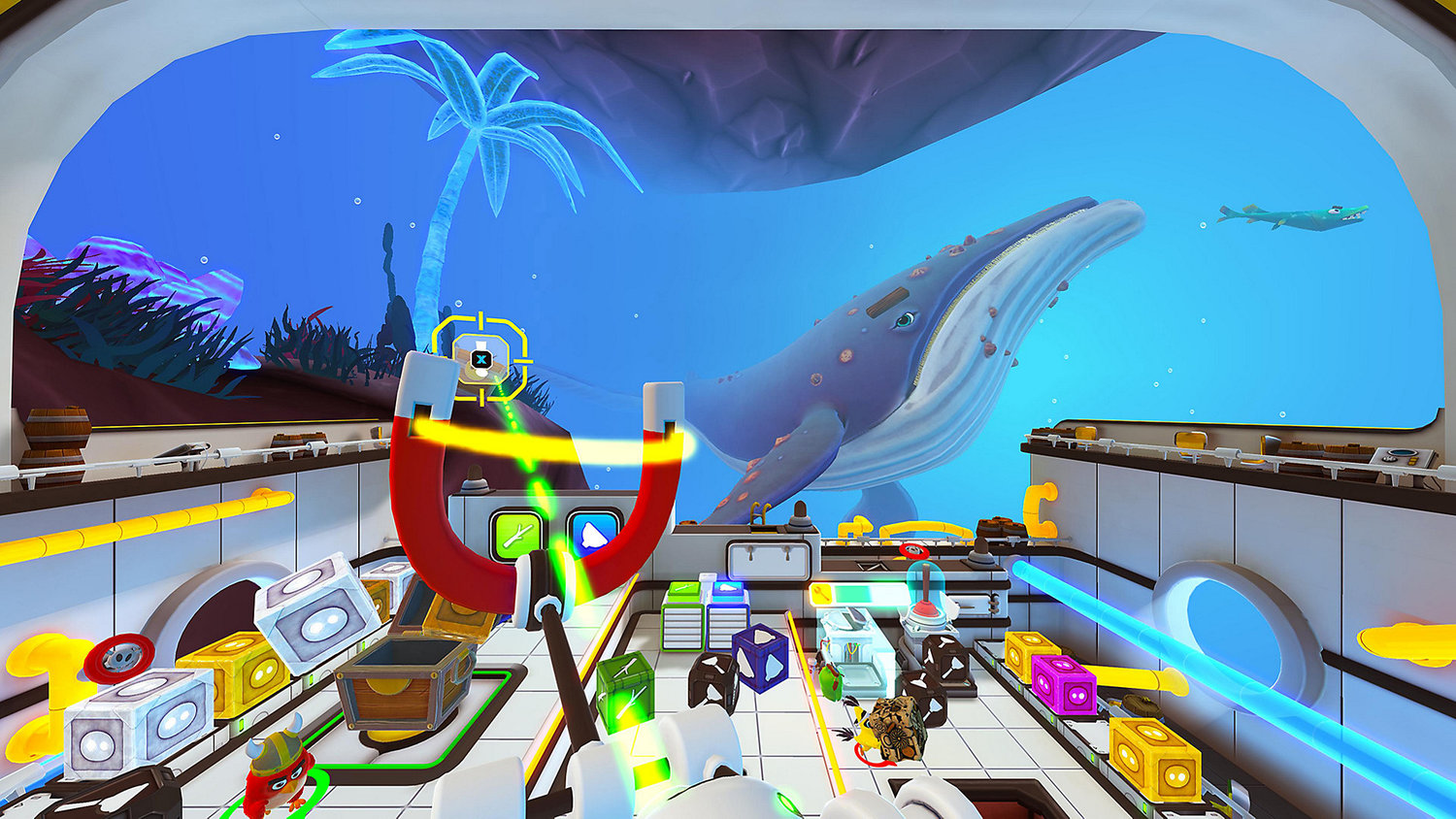 The Angry Birds Movie 2 VR: Under Pressure Review — DarkStation
