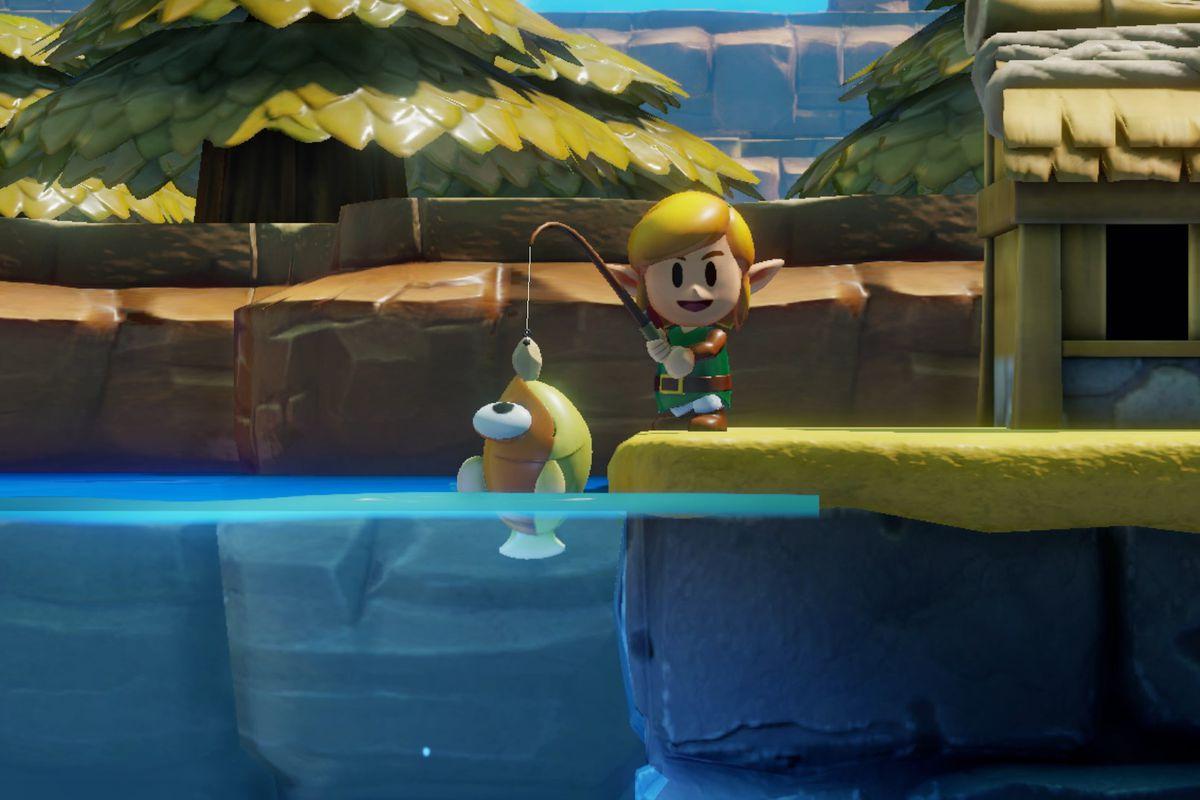 The Legend Of Zelda Link S Awakening Review Darkstation