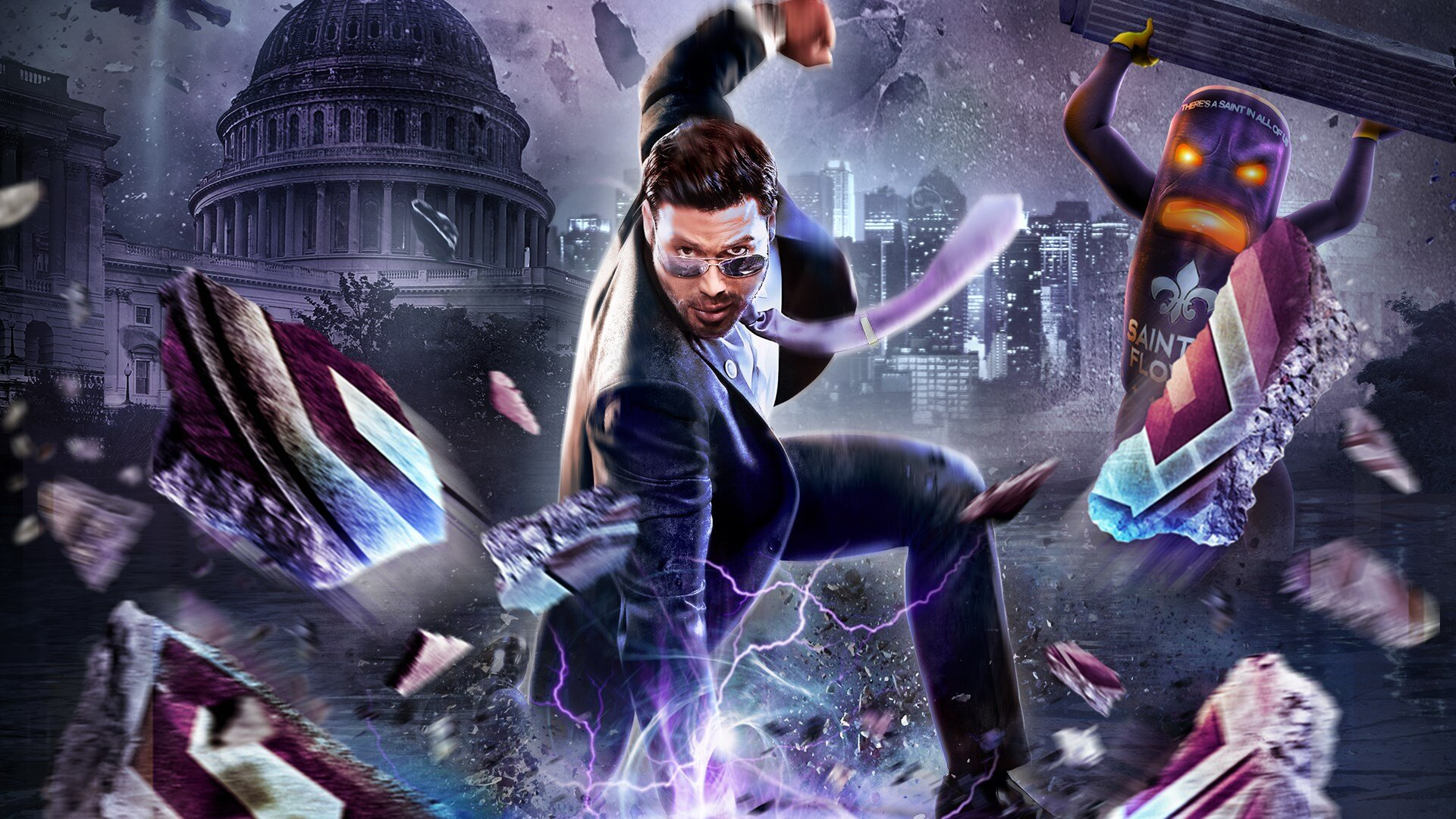 Saints Row Iv Re Elected Review Darkstation