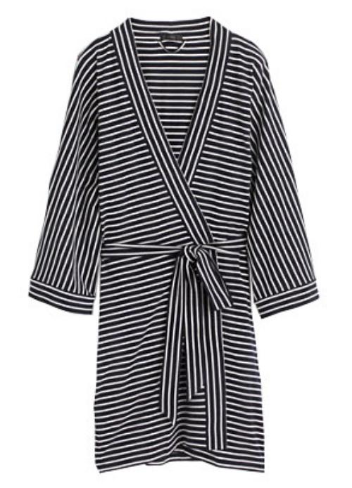 Knit Cotton Robe