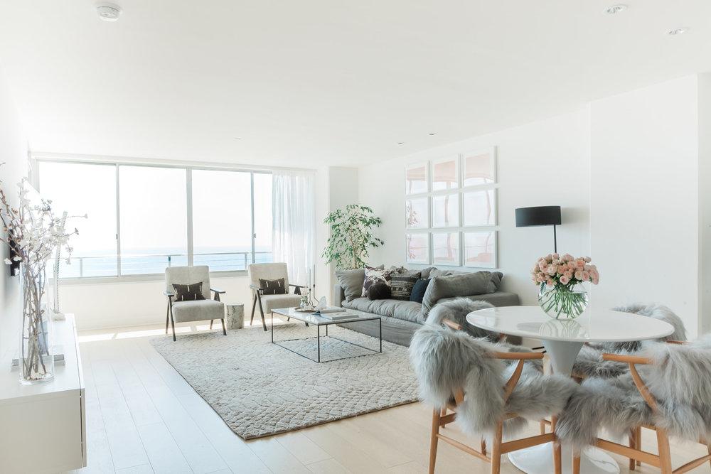 Ocean Ave Living Room