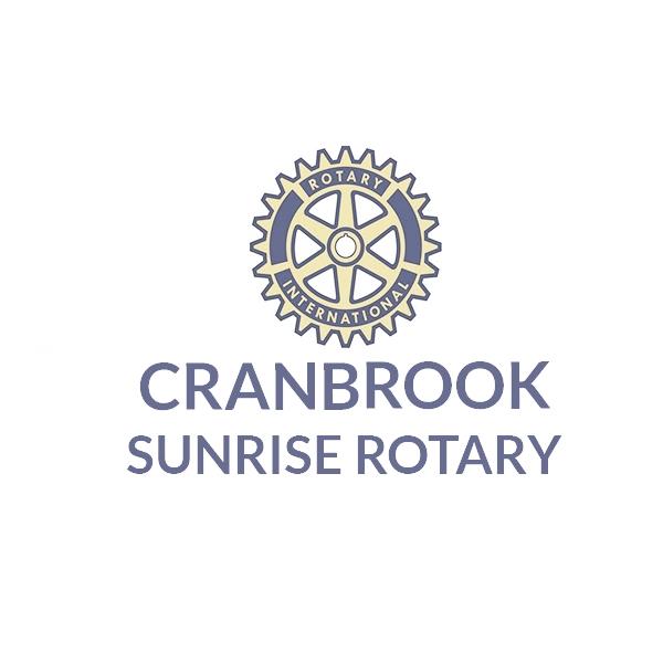 Cranbrook Sunrise Rotary