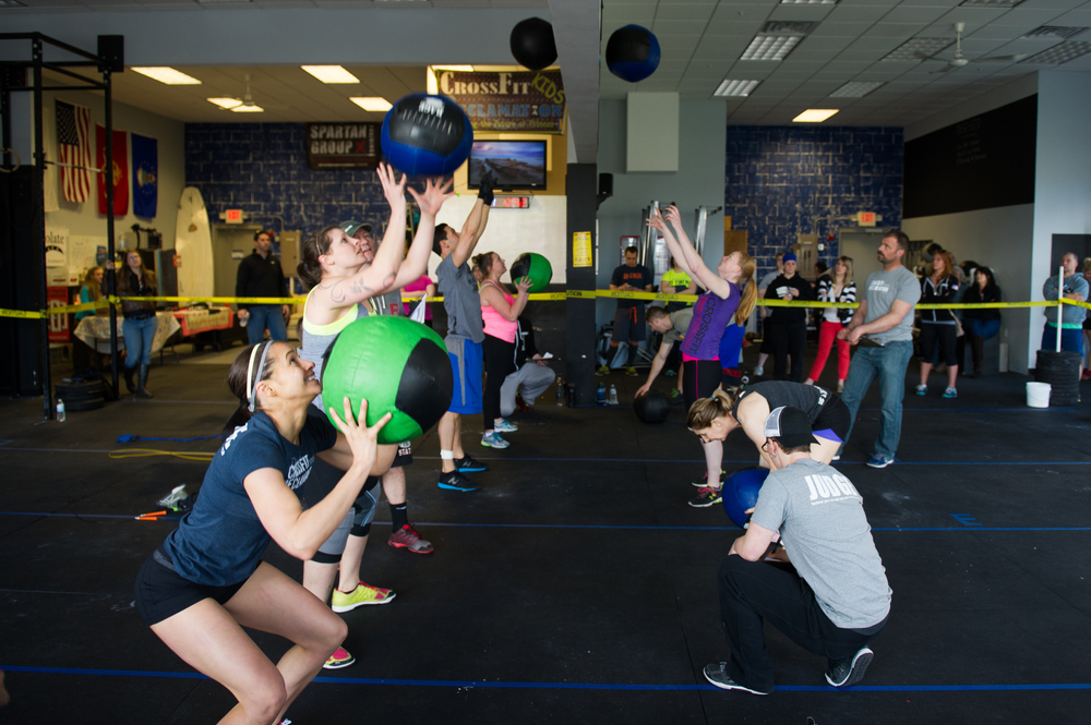 Exeter NH CrossFit gym
