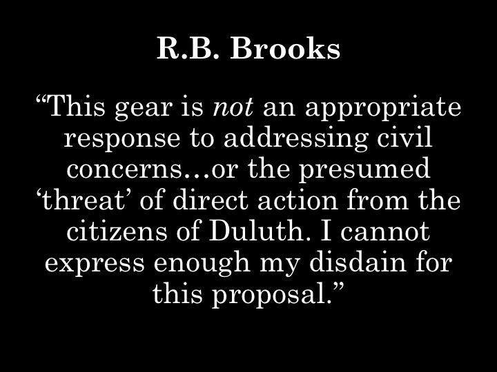 R.B. Brooks