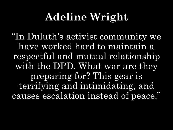 Adeline Wright