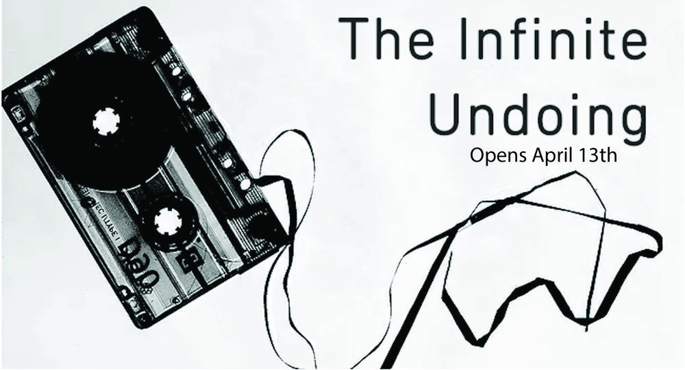 The infinite Undoing Gallery Show