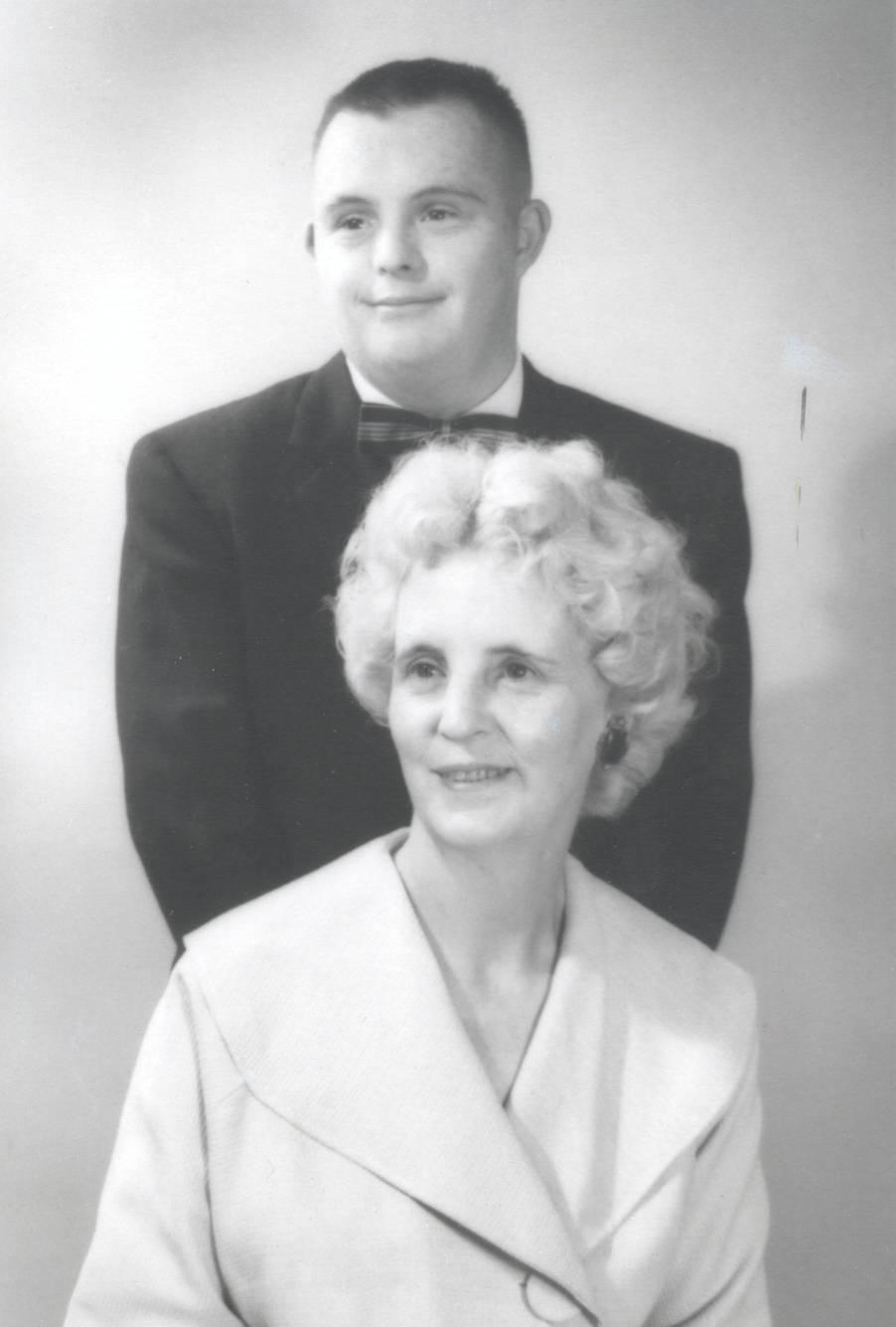 Winnifred and Parker Stewart