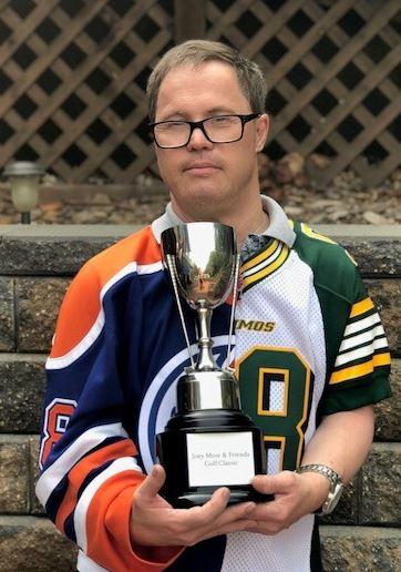 joey and trophy.JPG