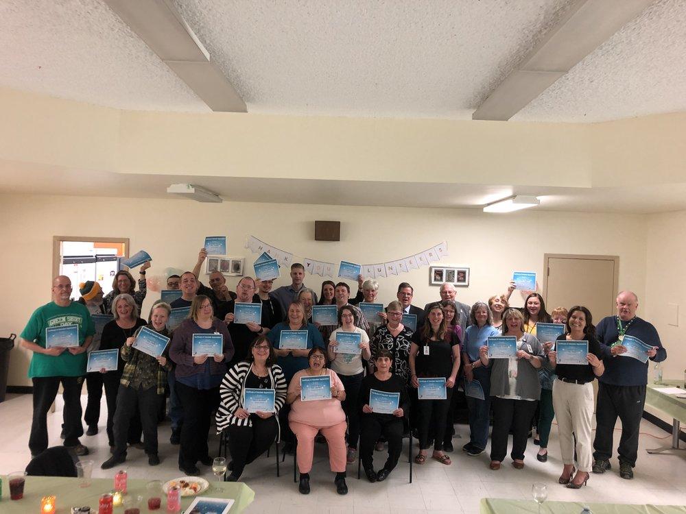 WSA Volunteer Appreciation Night - April 11th, 2019