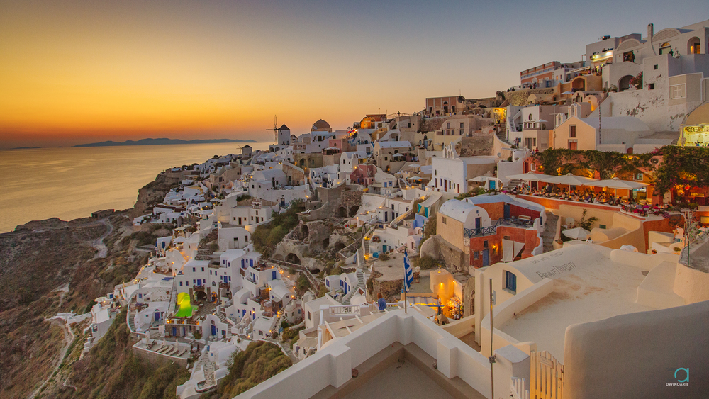 Santorini Travel Photography