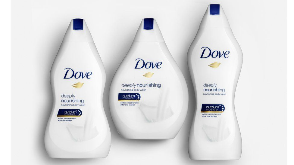 DOVE'S NEW BOTTLE SHAPES HAVE CAUSED UPROAR - BUT I DON'T UNDERSTAND HOW A BRAND PROMOTING BODY POSITIVITY CAN POSSIBLY BE A BAD THING
