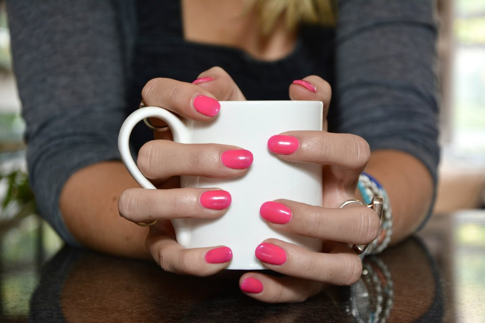 FAKE IT 'TIL YOU MAKE IT. NAIL EXTENSIONS: YAY OR NAY?