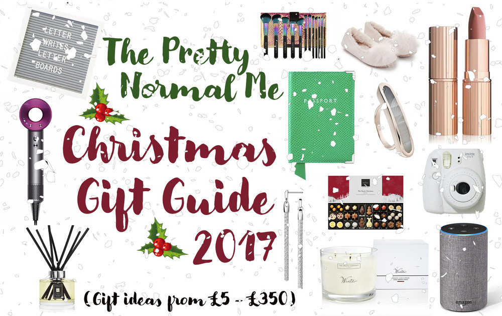 A Christmas Gift Guide I'm Very Proud Of...