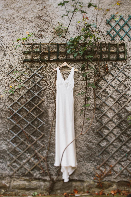 Jo-Peak-District-Autumn-Wedding-Bespoke-Vintage-Bias-Wedding-Gown-Lace-Jacket-Susanna-Greening-Matlock-1