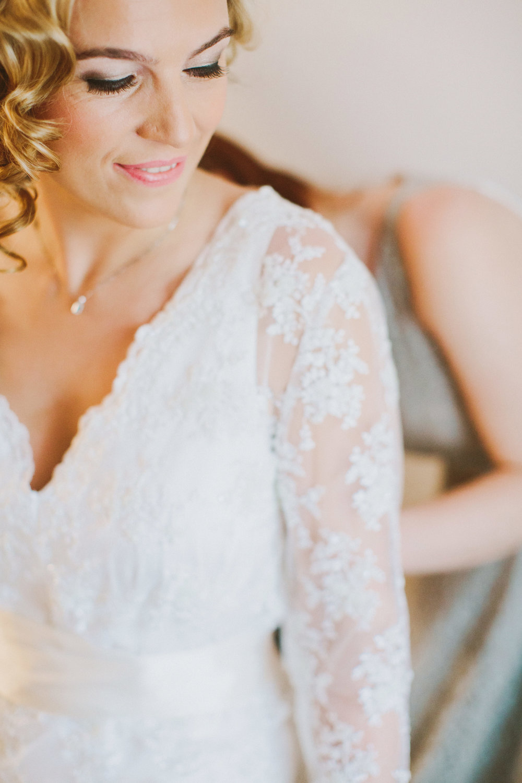 Jo-Peak-District-Autumn-Wedding-Bespoke-Vintage-Bias-Wedding-Gown-Lace-Jacket-Susanna-Greening-Matlock-8