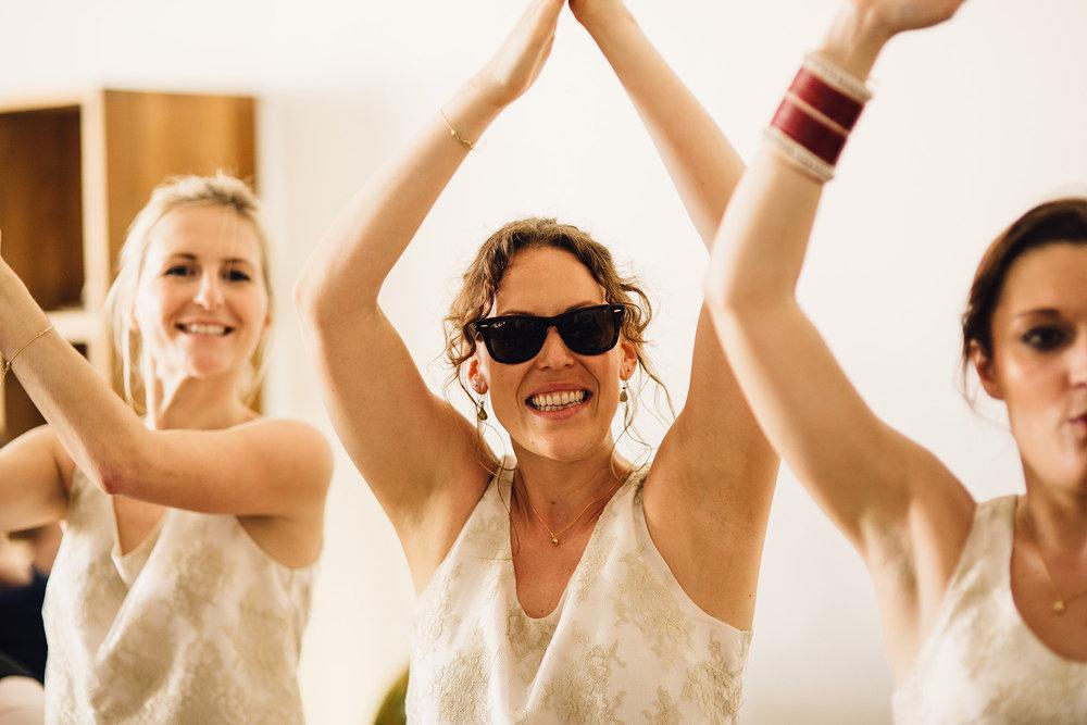 Hannah-Bespoke-Bridesmaids-Bohemian-French-Wedding-Gold-Lace-Susanna-Greening-Designs-Matlock-Derbyshire-21