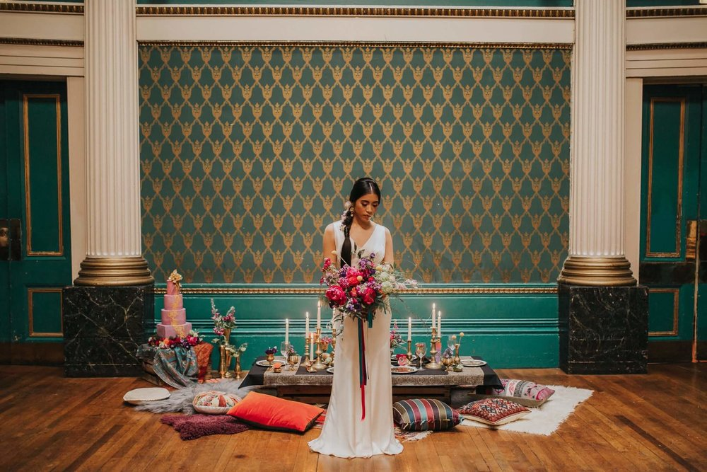 Bindi Bride - Whimsical Wonderland Weddings