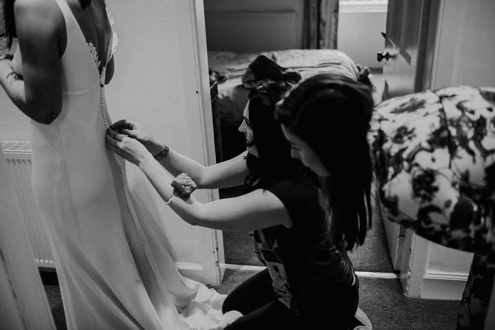 Susanna Greening Designs | Made to measure bespoke bridal wear | Bespoke Wedding Dresses and separates | Matlock, Derbyshire