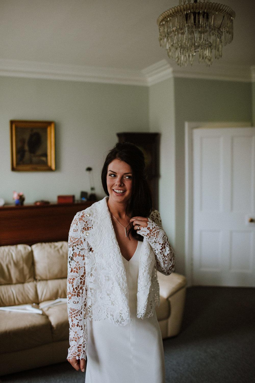 Katt-Scotland-Comrie-Crieff-Bias-Crepe-Wedding-Gown-Lace-Bridal-Biker-Jacket-Bespoke-Susanna-Greening-Derbyshire-8