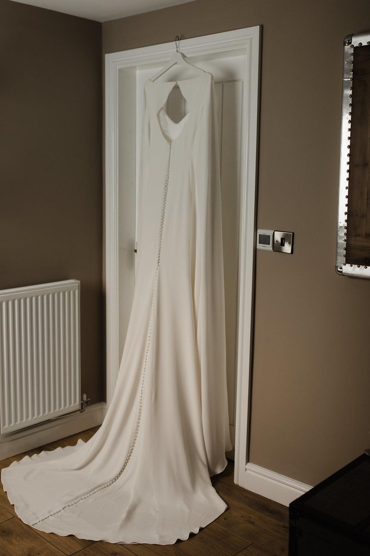 Lauren-Peak-District-Bespoke-Wedding-Gown-Petal-Veil-Train-Long-Sleeve-Susanna-Greening-Designs-Matlock-Derbyshire-11