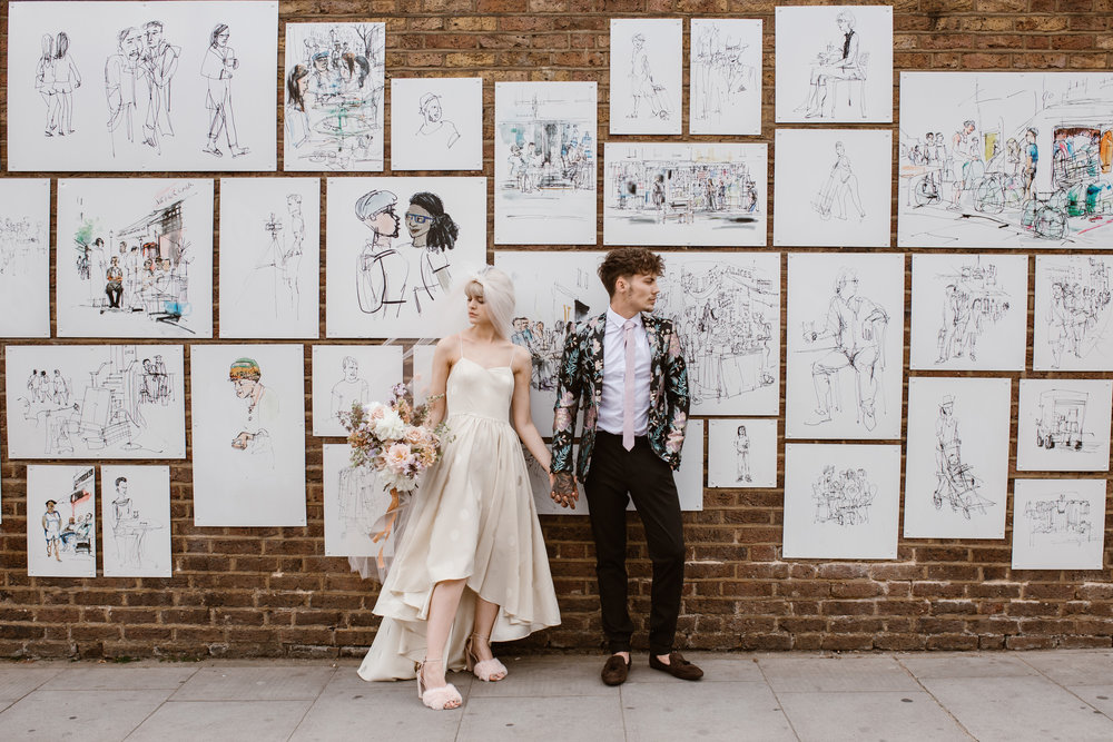 London Elopement - The Un-Wedding
