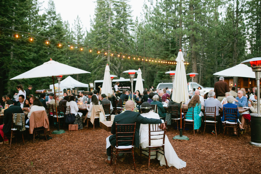 M + G Truckee Wedding