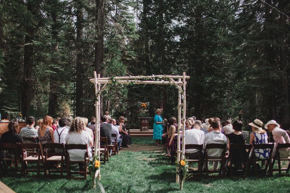 J+S La Porte Wedding