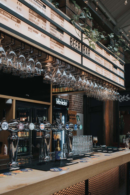 Beer-Bar-Foodhallen-Amsterdam