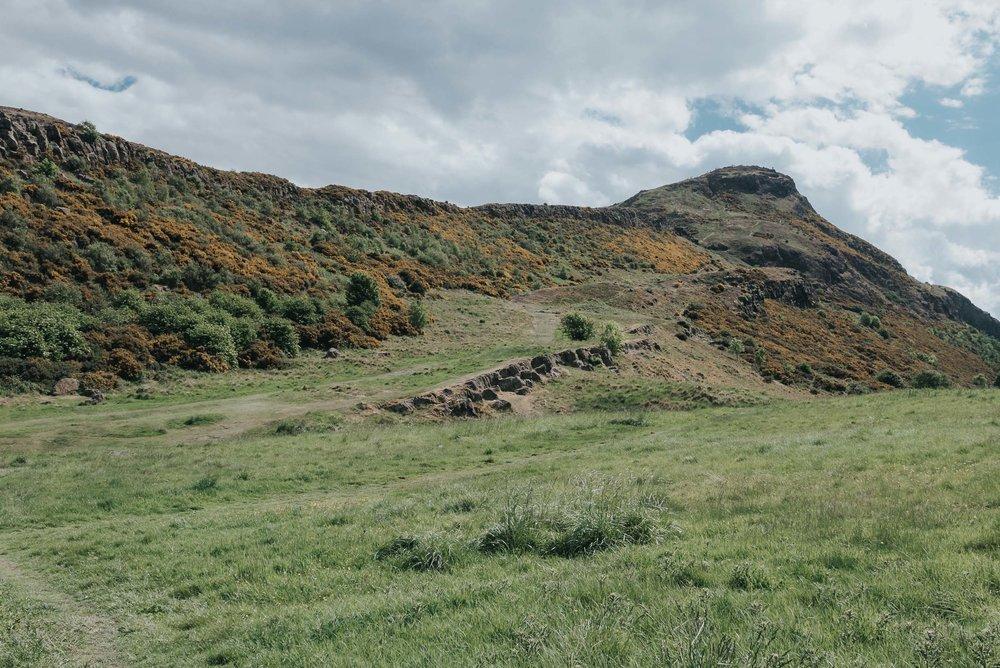 Edinburgh photos and travel guide
