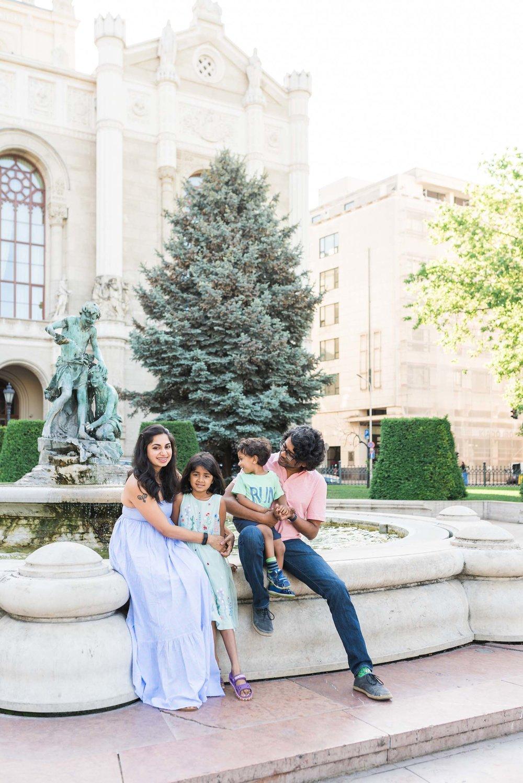 Budapest family photographer