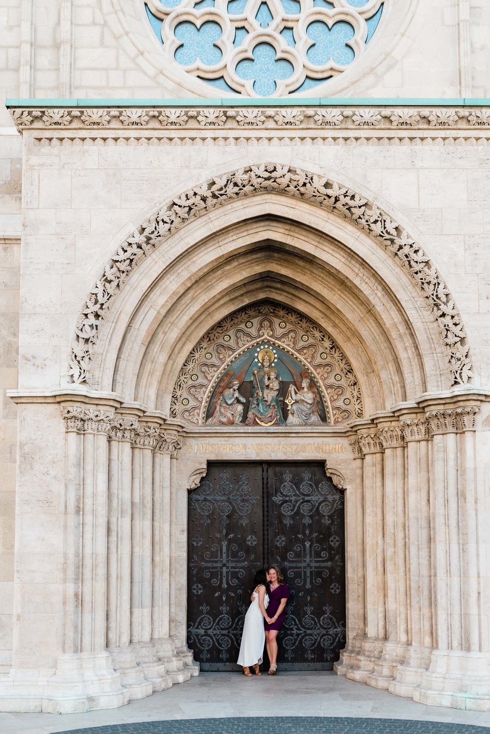 fisherman's bastion proposal