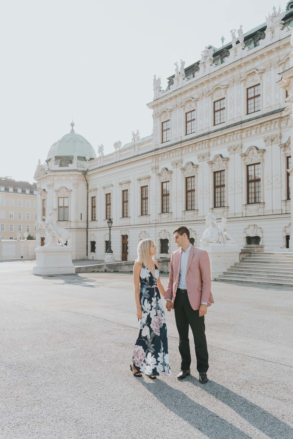 Vienna proposal photographer