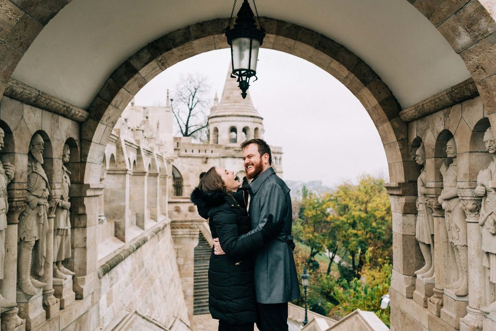 Budapest honeymoon photographer