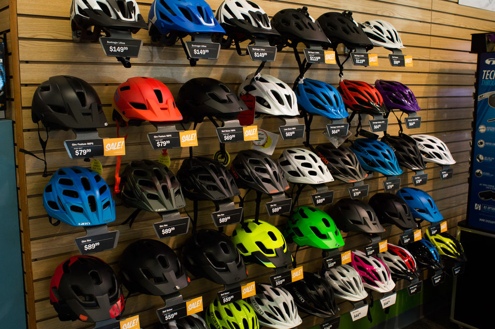 Mountain Helmets